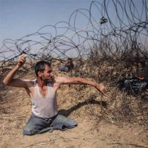 بالصور من غزة.. إسرائيل تقتل فادي أبو صلاح