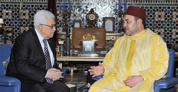هاتفيا.. الملك يطمئن على الحالة الصحية للرئيس الفلسطيني