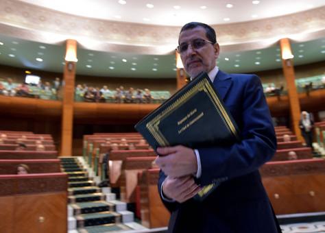 المساءلة الشهرية لرئيس الحكومة في مجلس المستشارين.. تيليفون وقّف الجلسة!