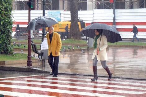 أعلاها في إفران.. مقاييس الأمطار في 24 ساعة