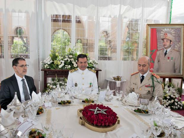بمناسبة ذكرى تأسيس الجيش.. الأمير مولاي رشيد يترأس مأدبة غداء في الرباط