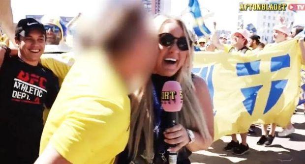 تحرش وتقبيل ولمس.. معاناة المراسلين والمراسلات في روسيا!