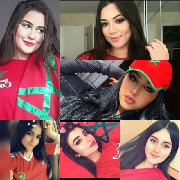بالصور.. جميلات مغربيات يدعمن الأسود على إنستغرام