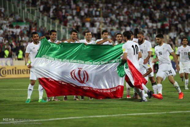 """السياسة تخلطات مع الرياضة.. """"نايك"""" تقاطع إيران!"""