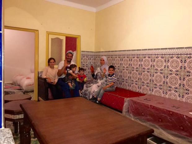 باقي الخير فالمغاربة.. خديجة من العيش في الشارع إلى منزل من 3 طوابق! (صور)