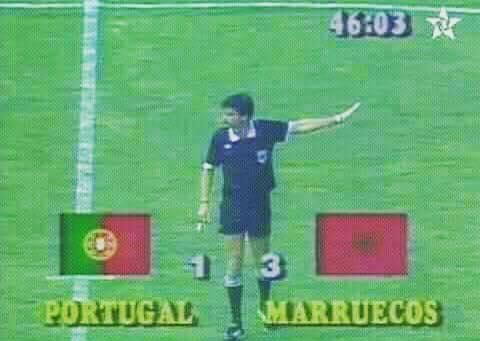 بالفيديو.. نوستالجيا انتصار المغرب على البرتغال في مونديال 1986