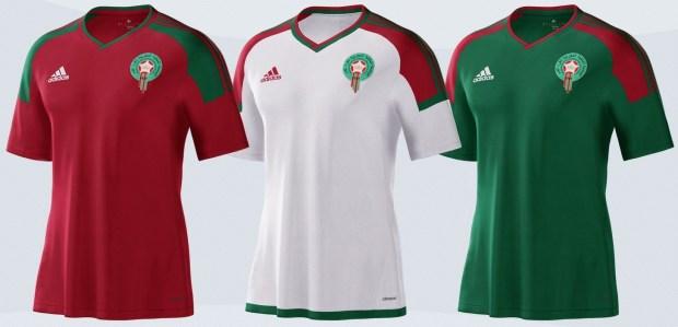 """المركز 29.. قميص المنتخب المغربي """"الأخيب"""" عربيا!"""
