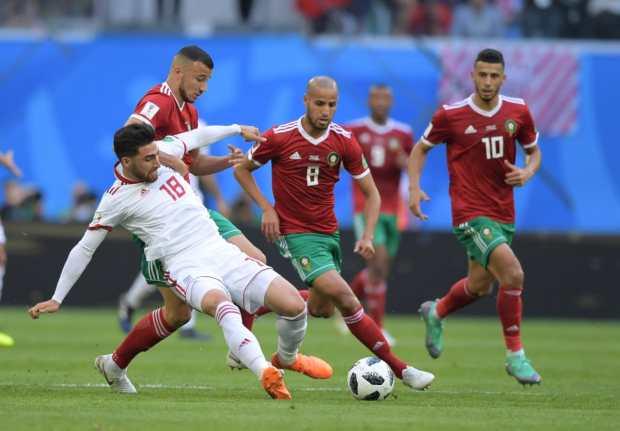 """""""ماركا"""" الإسبانية: من بعد الأداء اللي شفنا في مباراة المغرب وإيران فالمنتخب الإسباني طاح في مجموعة سهلة"""