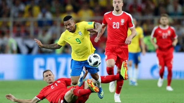 دون عناء.. البرازيل تتأهل إلى الدور الثاني على حساب صربيا