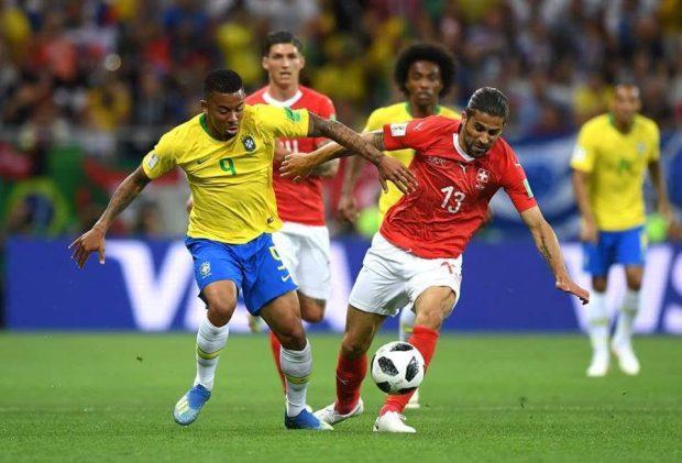 البرازيل تتعادل مع سويسرا.. لعنة روسيا مستمرة على الكبار