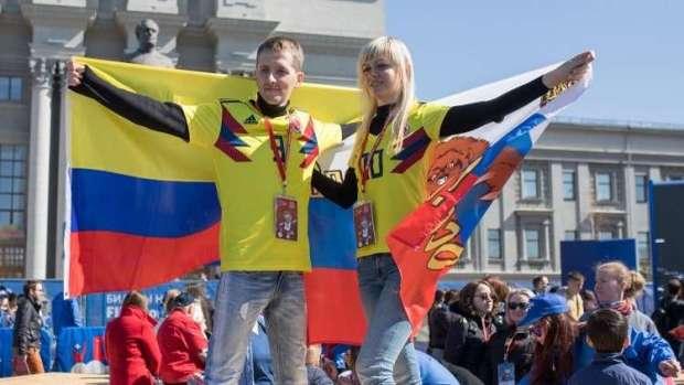 احتفال ومباراة.. افتتاح كأس العالم في روسيا