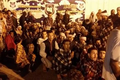 ليبيا.. دفعة جديدة من المغاربة العالقين تعود إلى المغرب