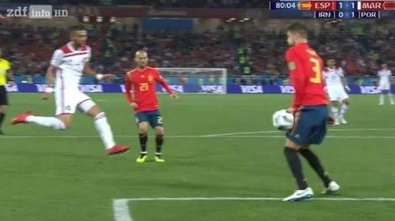 الإيطالي باولو روسي: المغرب ظلمه التحكيم وكان الأقوى في مجموعته ويستحق التأهل
