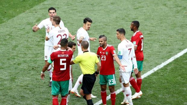 المغرب والتحكيم/ وألمانيا والإقصاء/ البرازيل والفندق.. لعنة روسيا!