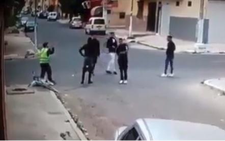 الدشيرة ماشي أكادير.. البوليس يوضح حقيقة فيديو اعتداء