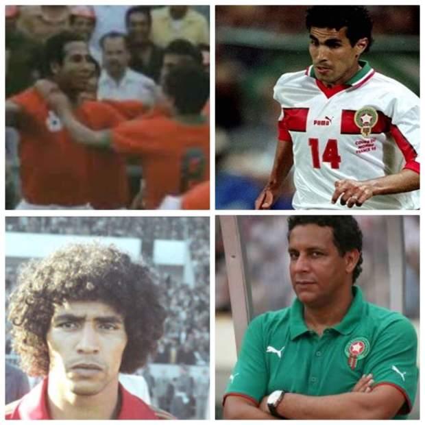 حمان والحداوي والظلمي وبصير.. بصمات مغربية خضراء في كأس العالم