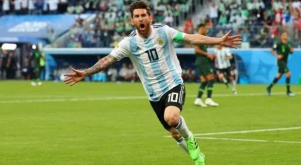 الأرجنتين عندها سبعة أرواح.. نيجيريا تغادر بشرف