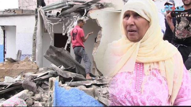 السلطات بدات فالترياب.. سكان كاريانات في كازا يرفضون تنقيلهم (فيديو)
