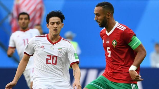 """خرجات فيه دعوة المغاربة.. """"ميسي إيران"""" يعتزل كرة القدم"""