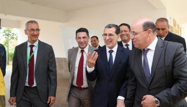 العثماني: يجب أن نفتخر بالتعليم… والأساتذة يناضلون في المدرسة العمومية