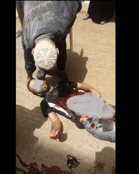 بالصور من فاس.. مرا قتلات واحد حيث اغتصبها!!
