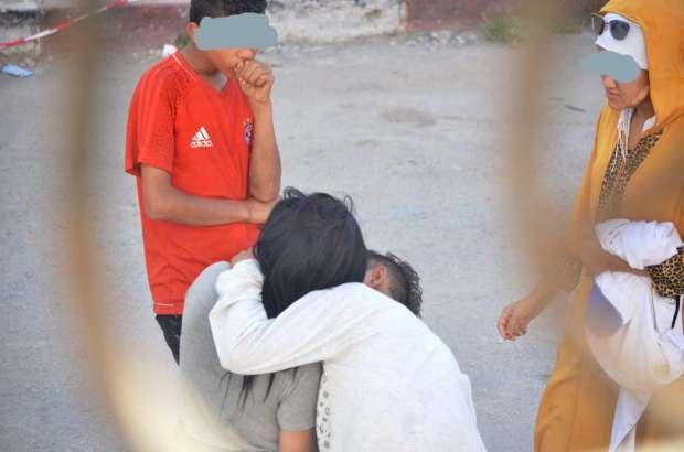 بالصور والفيديو.. تشرد ومخدرات وتحرش في باب البرلمان
