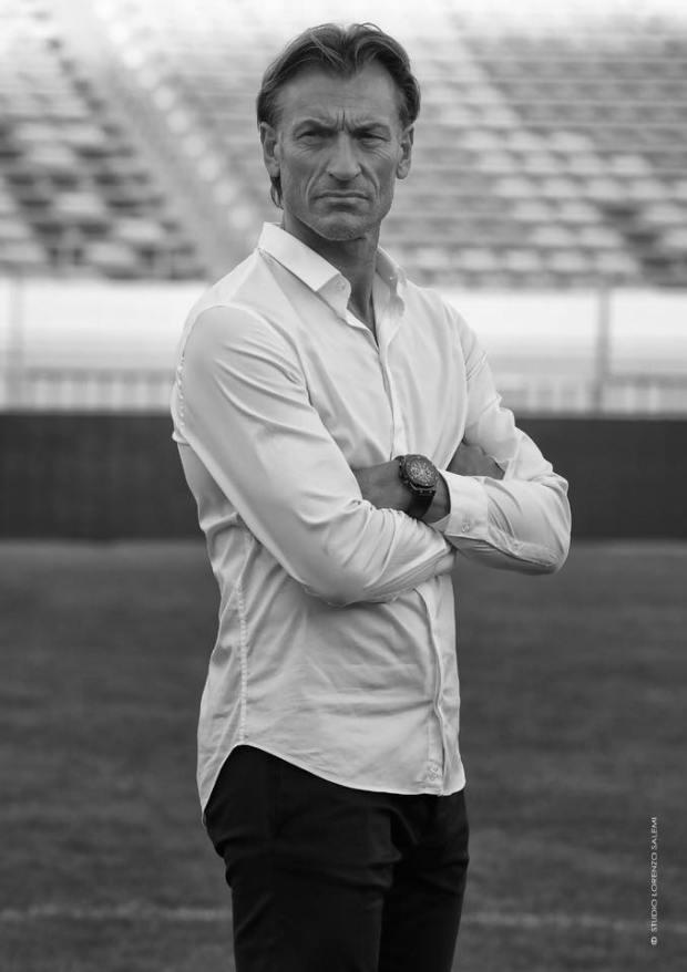 هيرفي رونارد: احتراما للمغاربة ما غاديش ندرب شي فريق إفريقي