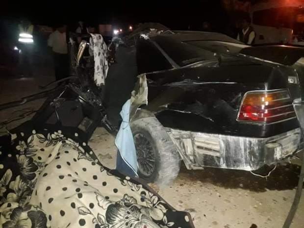 بالصور من طانطان.. مقتل 4 أشخاص في حادثة سير خطيرة