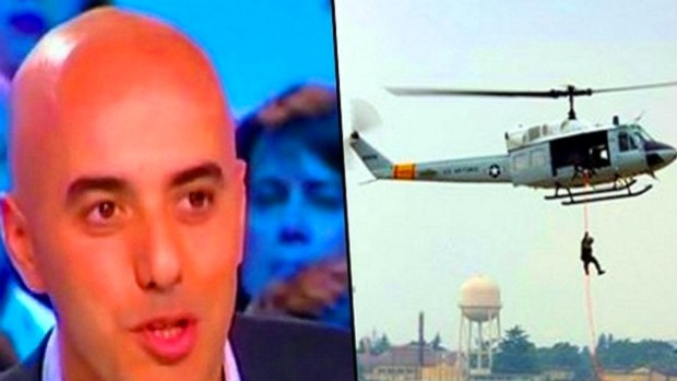 داك الشي ديال الأفلام.. سجين في فرنسا هرب من الحبس بهيليكوبتر (فيديو)