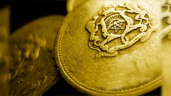 وزنها 39 غرام.. بنك المغرب خرّج فلوس ديال الذهب