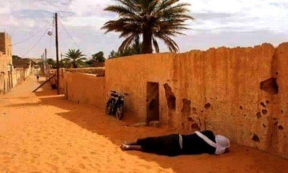 """مدينة وصلات فيها الحرارة 60 درجة.. """"جهنم"""" في الجزائر!"""