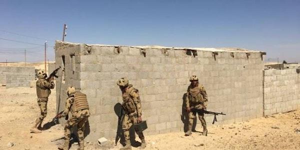 الحرب على داعش.. مصر تقتل 11 تكفيريا