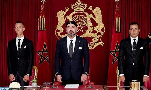 الذكرى 19 لعيد العرش.. نص الخطاب الملكي