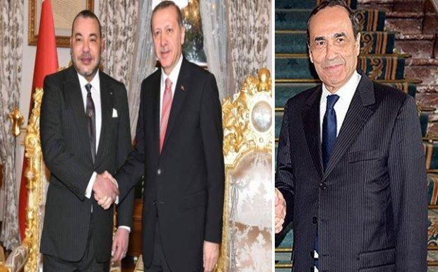 تركيا.. الحبيب المالكي يمثل الملك في مراسيم تنصيب أردوغان