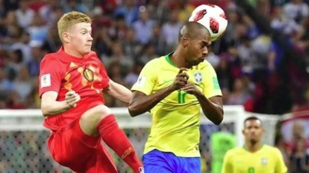 المفاجأة.. بلجيكا تتأهل إلى نصف نهائي المونديال على حساب البرازيل
