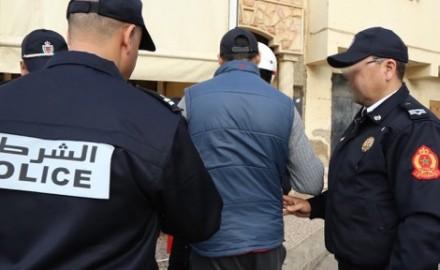 البوليس ما معاهش اللعب.. نصب واحتيال وتزوير في مراكش