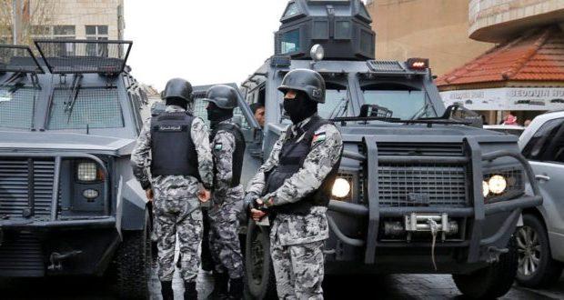 بالفيديو من الأردن.. مقتل رجال أمن في مواجهة مسلحة مع خلية إرهابية