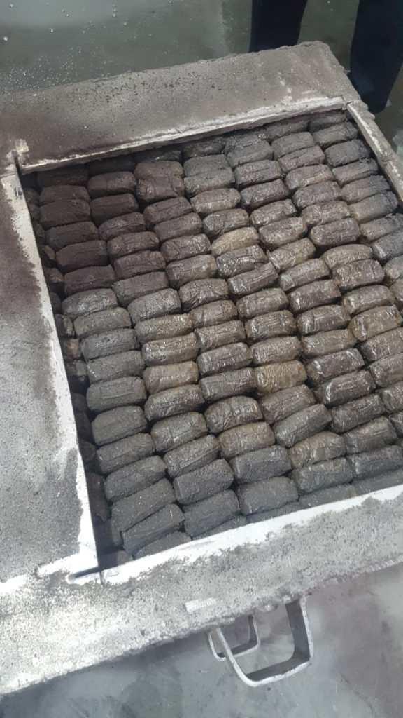 طنجة.. 400 كيلو ديال الشيرا وسط الخضرة   (صور)