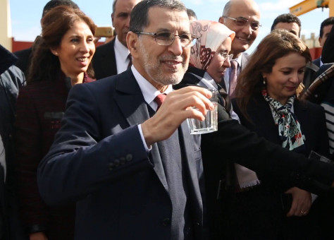العثماني حريص على صيانة الأغلبية.. أزمة الماء تضرب الحكومة!