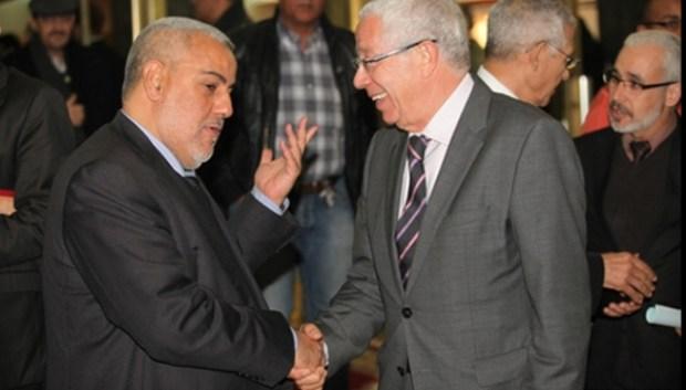 ابن كيران مهاجما عيوش: انت كاع ما كتعرف العربية باش تقول المذهب المالكي متخلف