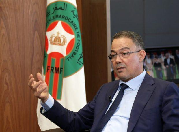 لقجع: الجماهير المغربية خلقت الحدث في المونديال وستؤكد ذلك في كأس السوبر