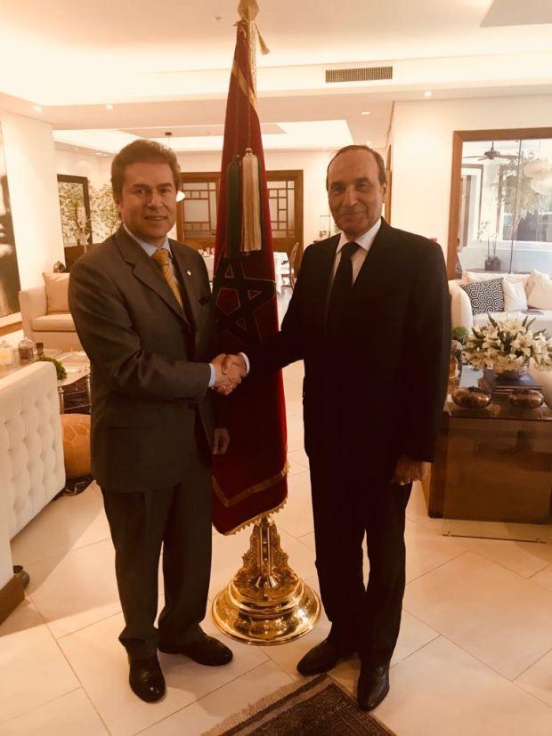 وزير خارجية الباراغواي: ندعم وحدة المغرب وهذا قرار نهائي ودائم