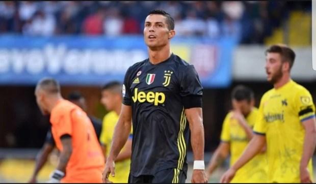 ما لقاش داك الشي اللي موالف.. رونالدو يفشل في التسجيل في أول مباراة في كالتشيو