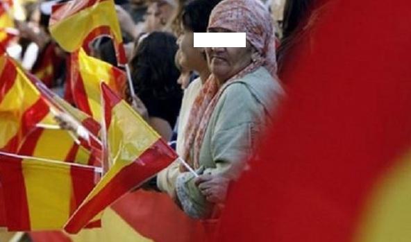 لأنها مقتنعة بمغربية سبتة.. محكمة إسبانية تحرم مواطنة مغربية من الجنسية!!