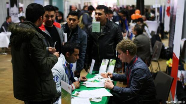 اللي بغا يخدم فألمانيا.. 1.2 مليون وظيفة في الانتظار