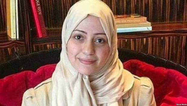 """هي وأربعة آخرين.. """"أمنيستي"""" تطالب السعودية بإلغاء الإعدام في حق إسراء الغمغام"""