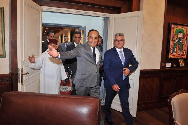بعد تقديم أوراق اعتماده.. المالكي يستقبل سفير كوبا في الرباط