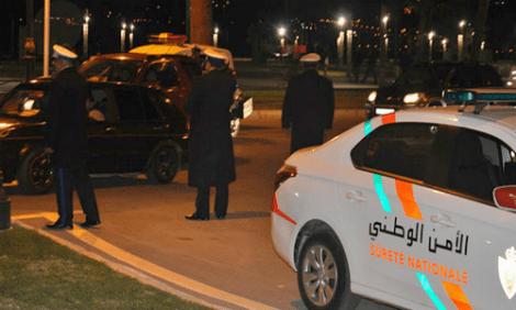 إمزورن.. توقيف مقدم شرطة بسبب حيازة واستعمال سيارة بلوحات مزيفة