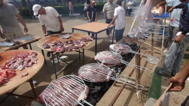 ذبحو ليهم 83 كبش.. ولاية الرباط دارت وليمة لـ1100 نزيل في المركز الاجتماعي عين اعتيق
