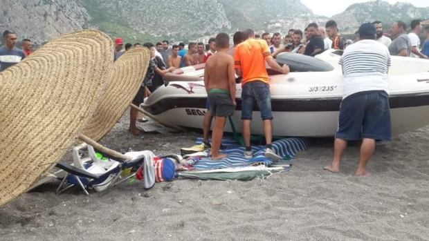 كابيلا وواد المرسى.. ترفيه الشواطئ يهدد حياة المصطافين